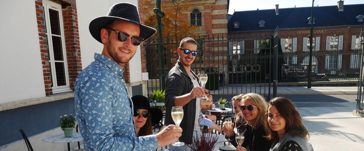 Champagne actie Sparkling Weekend